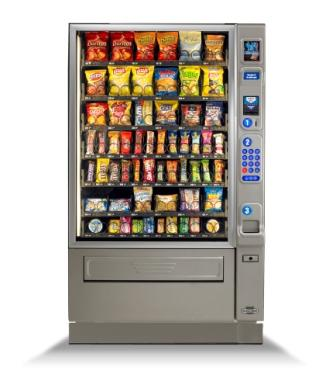 Merchant Six Vending Machines